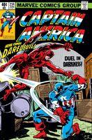 Captain America Vol 1 234