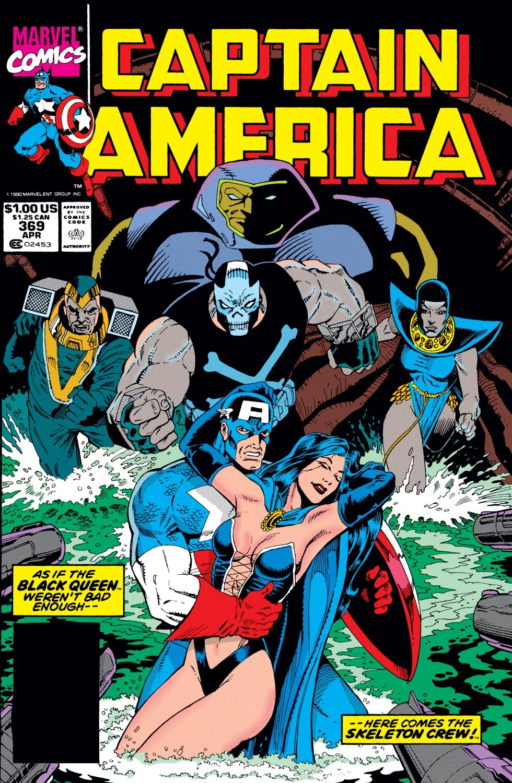 Captain America Vol 1 369