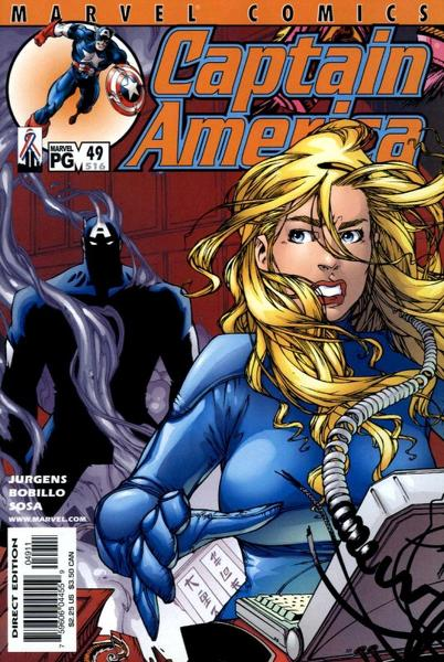 Captain America Vol 3 49