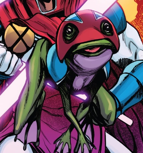 Captain Amphibian (Earth-22)
