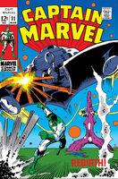 Captain Marvel Vol 1 11