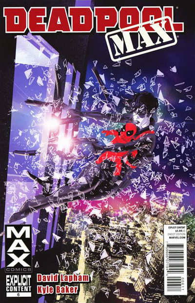 Deadpool Max Vol 1 6