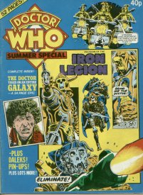 Doctor Who Special Vol 1