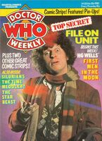 Doctor Who Weekly Vol 1 22