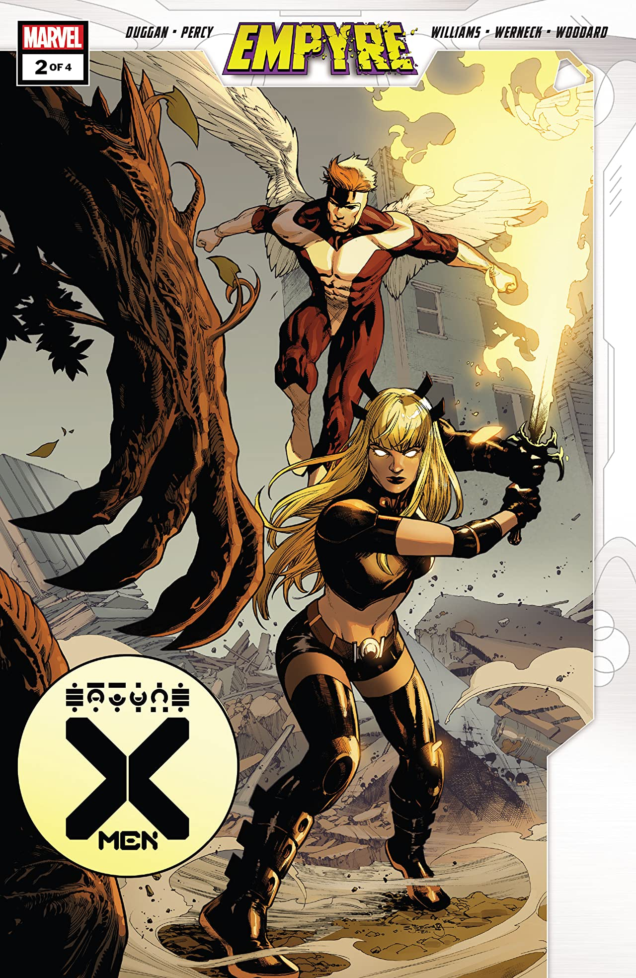 Empyre: X-Men Vol 1 2