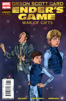 Enders Game War of Gifts Vol 1 1