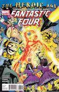 Fantastic Four Vol 1 580