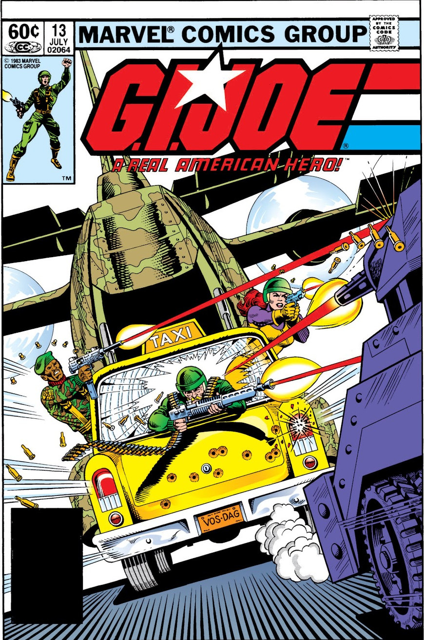 G.I. Joe: A Real American Hero Vol 1 13