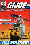 G.I. Joe European Missions Vol 1 12