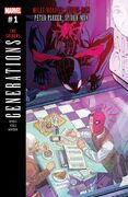 Generations Miles Morales Spider-Man & Peter Parker Spider-Man Vol 1 1