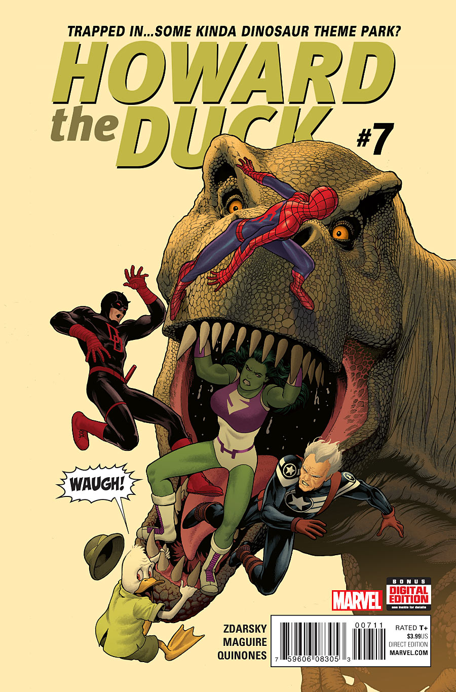 Howard the Duck Vol 6 7