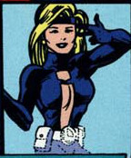 Invisible Girl (Earth-12772)