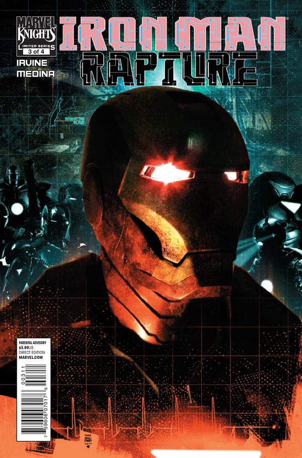 Iron Man: The Rapture Vol 1 3
