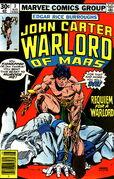 John Carter Warlord of Mars Vol 1 3