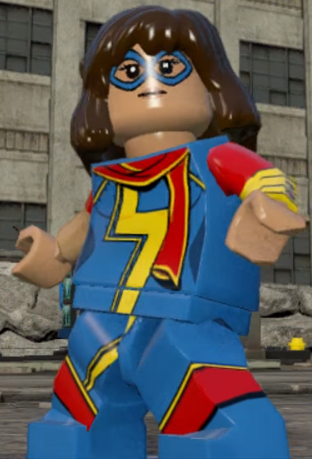 Kamala Khan (Earth-13122)
