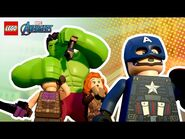 """LEGO Marvel Avengers- Climate Conundrum – Episode 2- """"Friends and Foes"""""""