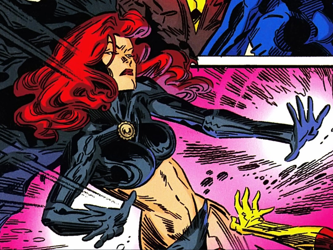 Madelyne Pryor (Earth-TRN237)