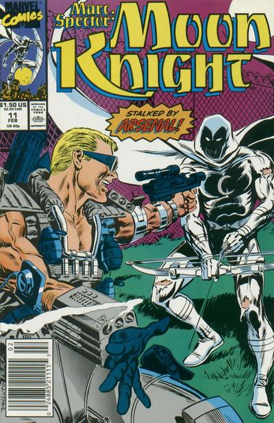 Marc Spector: Moon Knight Vol 1 11