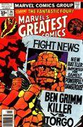 Marvel's Greatest Comics Vol 1 74