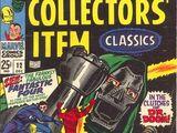 Marvel Collectors' Item Classics Vol 1 12