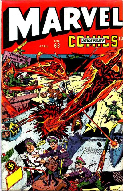 Marvel Mystery Comics Vol 1 63