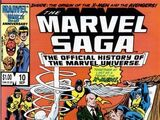 Marvel Saga the Official History of the Marvel Universe Vol 1 10