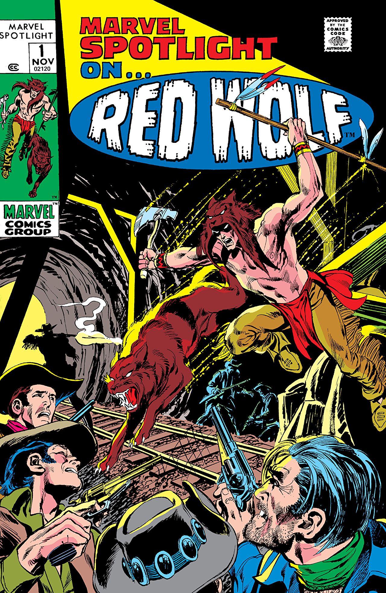 Marvel Spotlight Vol 1