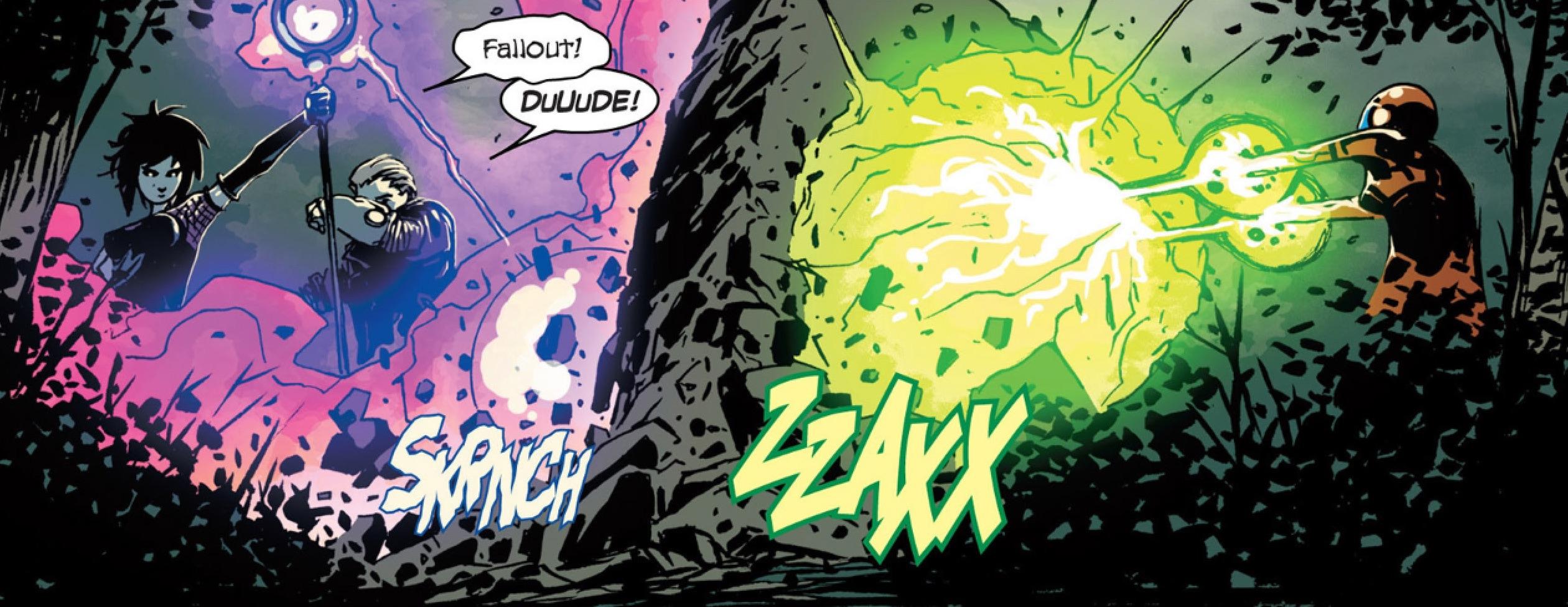 Nico Minoru (Earth-616), Chase Stein (Earth-616) and Jennifer Takeda (Earth-616) from Avengers Arena Vol 1 4 001.jpg