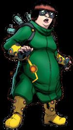 Octavia Otto (Earth-1104)