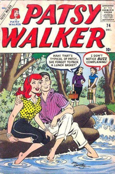 Patsy Walker Vol 1 74