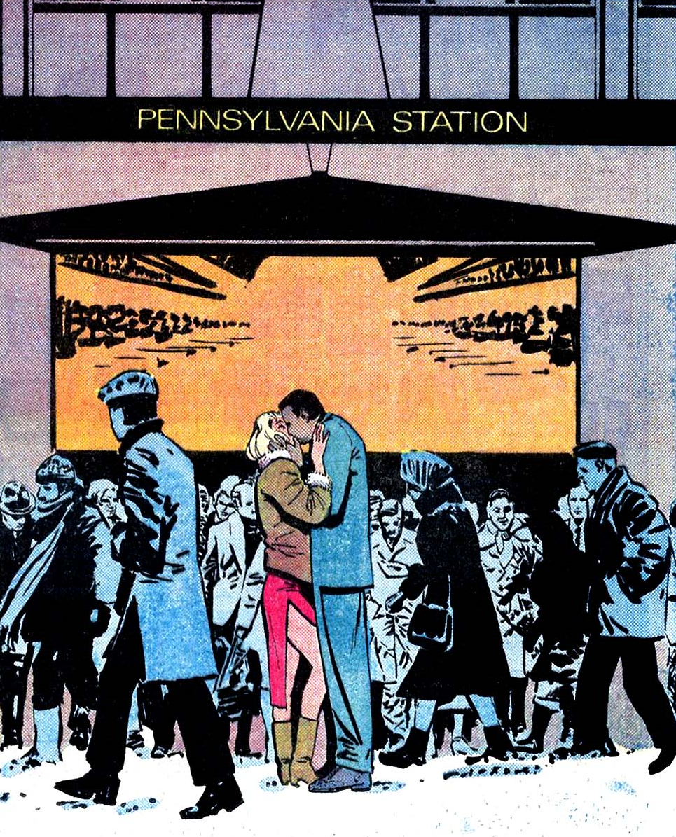 Pennsylvania Station/Gallery