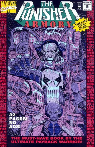 Punisher Armory Vol 1 5