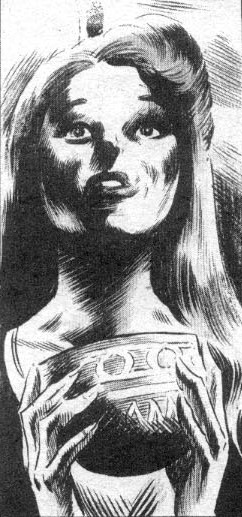 Rachel van Helsing (15th Century) (Earth-616)