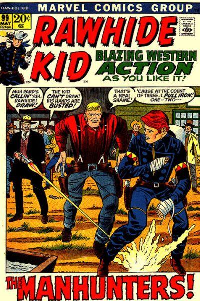 Rawhide Kid Vol 1 99