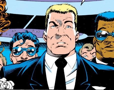 Sam Striker (Earth-616)