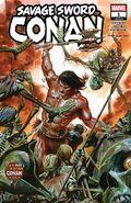 Savage Sword of Conan Vol 2 1