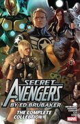 Secret Avengers by Ed Brubaker The Complete Collection Vol 1 1