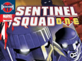 Sentinel Squad O*N*E Vol 1 2