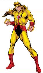 Silas King (Earth-616) from Defenders Strange Heroes Vol 1 1 0001.png