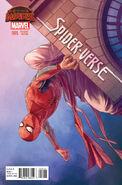 Spider-Verse Vol 2 5 Campbell Variant