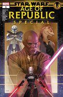 Star Wars Age of Republic Special Vol 1 1