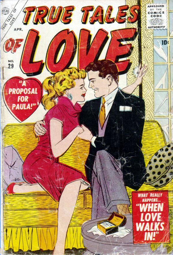 True Tales of Love Vol 1 29