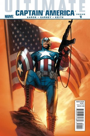 Ultimate Captain America Vol 1 1