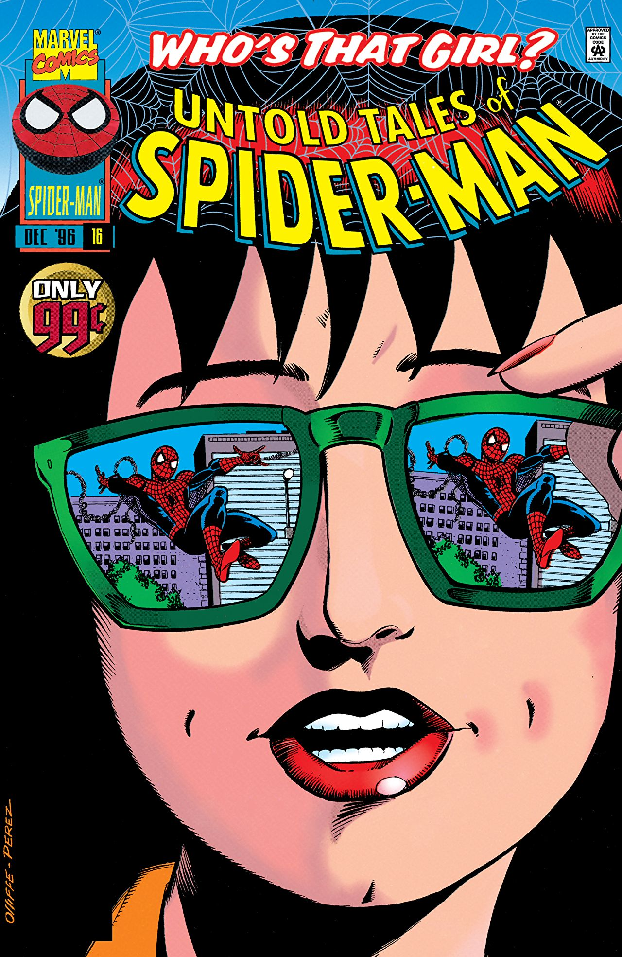 Untold Tales of Spider-Man Vol 1 16