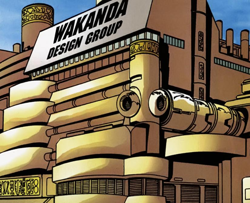 Wakanda Design Group (Centereach)/Gallery