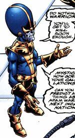 X (Thanosi) (Earth-616)