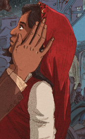 Aisha (Muneeba's Grandmother) (Earth-616)