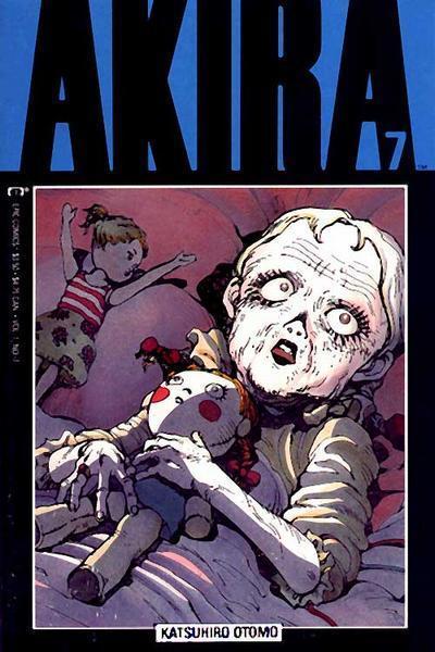 Akira Vol 1 7