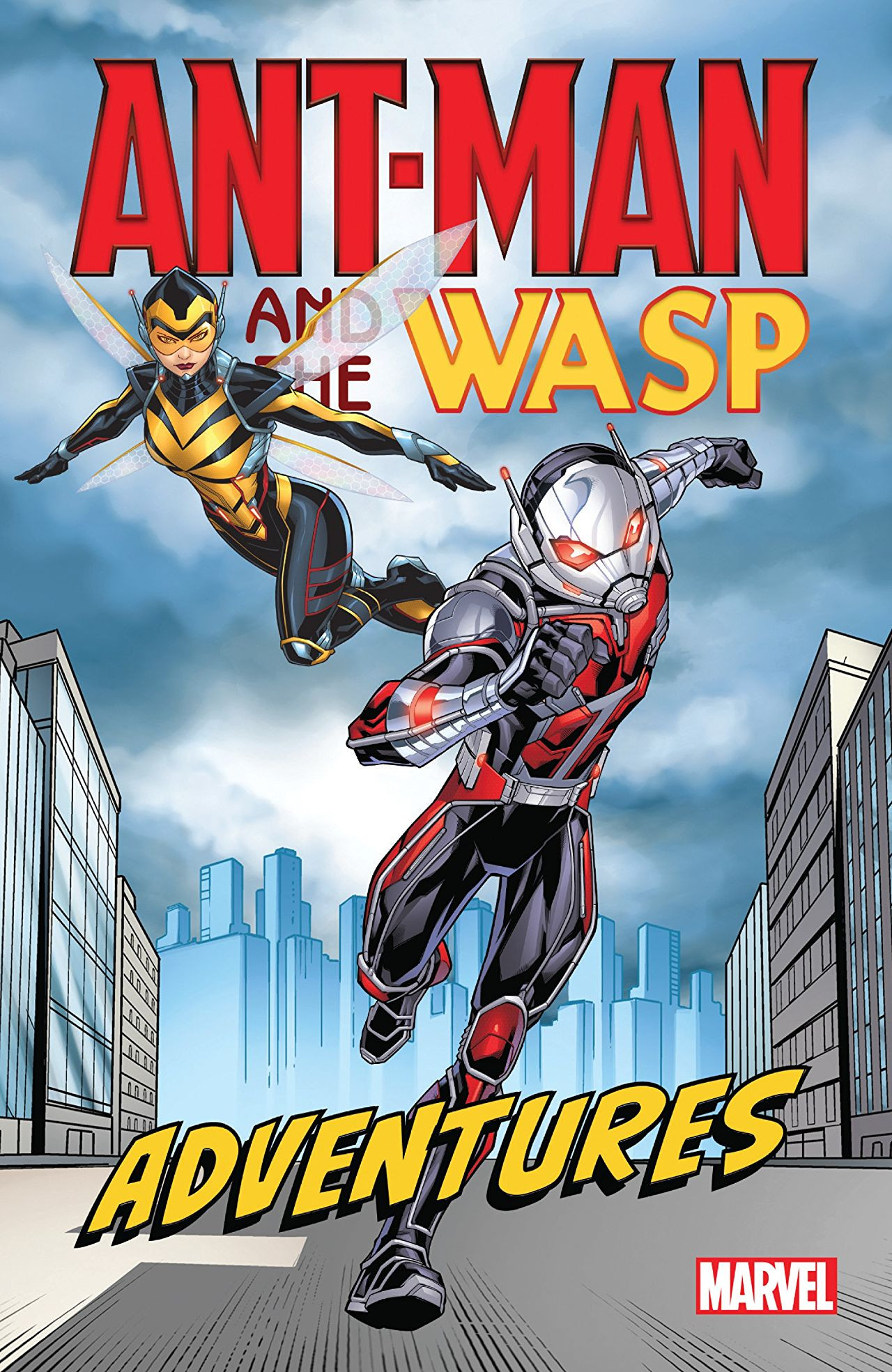 Ant-Man and the Wasp Adventures Vol 1