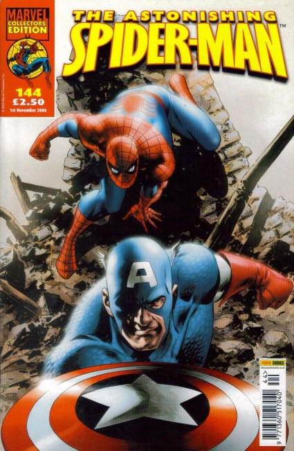 Astonishing Spider-Man Vol 1 144